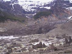El Ventisquero Negro - Cerro El Tronador