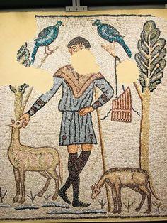 Ravenna Mosaics, Vintage World Maps