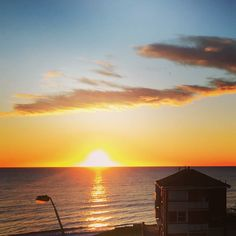 #collaroybeach #northernbeaches #nsw #sunrise #view from #bellagiobythesea