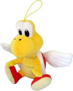 スーパーマリオ パタパタSぬいぐるみ 三英貿易 http://www.amazon.co.jp/dp/B004DNX48A/ref=cm_sw_r_pi_dp_BHBRvb130X8WJ