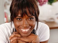 Lorraine Pascale shows us clever recipes and invaluable kitchen shortcuts on Lorraine's Fast, Fresh and Easy Food.