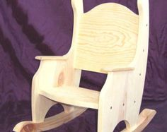 Childs Rocking Chair   Personalized | Childs Rocking Chair, Rocking Chairs  And Etsy