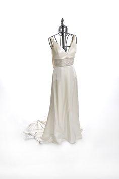 Genuine Lazaro 3660 Bridal Gown