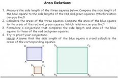 RTI Series #3- Recommendation 5: Using Visual Representations of Mathematical Ideas