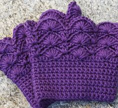 Ravelry: Boot Cuffs pattern by Candace's Closet