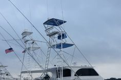 Wave Cutter Charters is a custom 48 Bacle Boat that has the strength of a commercial boat and all the amenities of a luxury sport fisher. Book one of our charters today! Utility Pole, Waves, Boat, Dinghy, Boats, Ocean Waves, Beach Waves, Wave, Ship