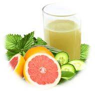 Ricette di Centrifugati Drenanti Smoothie Detox, Organic Recipes, Food And Drink, Fruit, Vegetables, Drinks, Bar, Fitness, Vegetarian