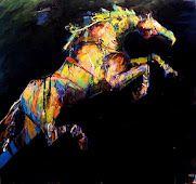 Magnifique série de peinture de Aaron   Kinnane