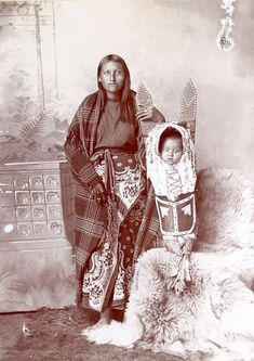Sacagawea & Jean Baptiste