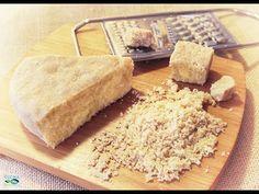 Formaggio Crudista da Grattugiare - Simil Grana (Veg Raw Food)  Link Video Ricetta: http://youtu.be/lLNmDHTIOjo   #rawfood #crudismo #grana #formaggio #grattugiato #cheese