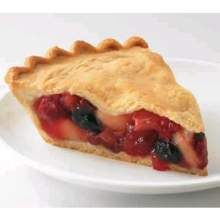 Fruit of the Forest Pie Recipe.OMG I can't wait to make this,Had one at a Farmers Market & they are to die for.I Love Strawberries & Rhubarb together in anything :) Visit our site now! Rhubarb Recipes, Pie Recipes, Dessert Recipes, Cooking Recipes, Cheap Recipes, Fruits Of The Forest Pie Recipe, Flan, Just Desserts, Delicious Desserts
