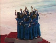 February 24, 1980. One of the proudest moments in USA Olympic history.