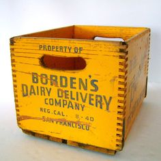 Borden's Daily Delivery Company