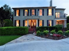 Stunning Alamo Heights Home: 210 Joliet Ave San Antonio, TX 78209 United States Mary Carter Alamo Heights, Traditional Exterior, Real Estate Services, House And Home Magazine, Land For Sale, Luxury Real Estate, Luxury Homes, House Design, Yard Design