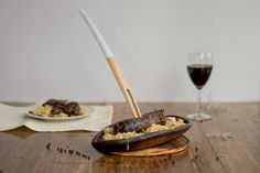 Leis Wood Cooking and Serving Utensils by Gigodesign Photo