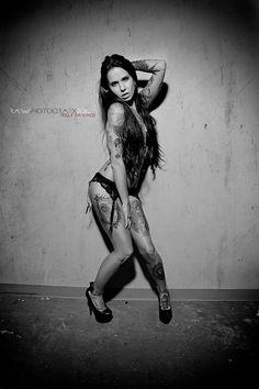 altmodelgirlcrush:  Holly Savage