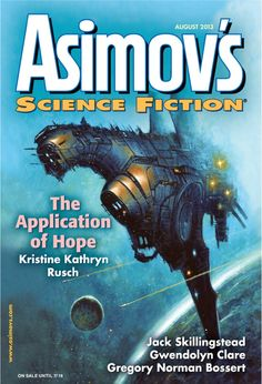 Asimov's Science Fiction  Magazine - Buy, Subscribe, Download and Read Asimov's Science Fiction on your iPad, iPhone, iPod Touch, Android and on the web only through Magzter