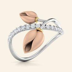 Buy Diamond Wallflower Bud Ring Jewellery Online in 2020 Cute Jewelry, Jewelry Gifts, Jewelery, Silver Jewelry, Jewelry Accessories, Jewelry Design, Unique Jewelry, Fashion Rings, Fashion Jewelry