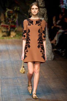 Dolce & Gabbana Fall 2014 Ready-to-Wear Collection Photos - Vogue