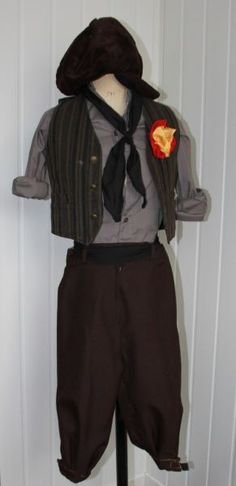 Image result for les miserables costumes ideas