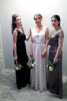 The Natural Bridal Collection Designed by Sara Kahrs at www.sarakahrs.com Models: Kassidi Nicole, Susan Skogsberg, Nina Carbrey Follow Art by Sara Kahrs on facebook