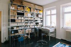 FvF Explores: The Modernist Berlin with Artist Sunah Choi — Freunde von Freunden