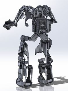 edge of tomorrow exo suit - Google Search
