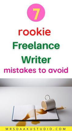 If you are new to freelance writing, you NEVER want to make these rookie freelance writer mistakes. Click here to read about 7 rookie freelance writing mistakes you must avoid to get High-Paying Clients #freelance #freelancewriting #freelancewriter #freelancewritingtips #blogging #blogger #marketing Make Money From Home, How To Make Money, Freelance Writing Jobs, Get Out Of Debt, Free Courses, Blog Writing, Writing Services, Earn Money Online, Teaching English