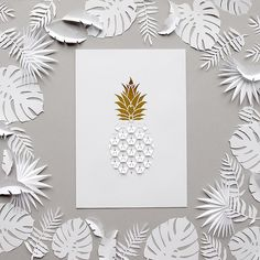 Paper Props and Papercut Home Decor - Sarah Louise Matthews | All Things Paper | Bloglovin'