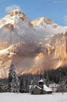 Swiss Alps Outdoors / Nature / Beauty/ Mountains/ Inspire /