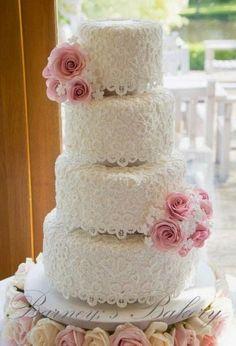 5 raisons d'avoir un gâteau de mariage