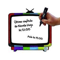 Porta Recados Tv - R$ 40,00