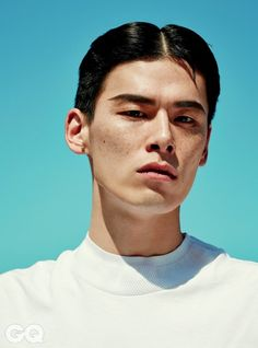 kim wonjoong for gq magazine may issue 2014
