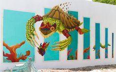 Dherzu Uzala (2015) - Cozumel (Mexico)