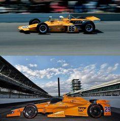 McLaren, 1971 & 2017