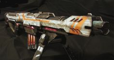 mass effect   district 9 inspired nerf sniper by atropos907 d6xv3hd