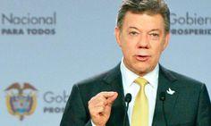 Santos pidió a colombianos tolerancia con el proceso de paz
