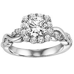 Engagement Ring- Bella Engagement Ring Mounting
