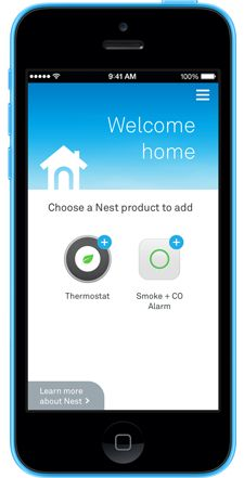Learn more about the Nest app