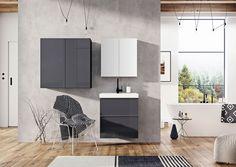 Modna łazienka: 12 kolekcji mebli - Galeria - Dobrzemieszkaj.pl Divider, Room, Furniture, Design, Home Decor, Products, Bedroom, Decoration Home, Room Decor