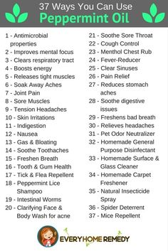 Here are some great uses for peppermint essential oil. An eco-friendly, natural oil that can improve your health, beauty and clean protect your house Peppermint Essential Oil Uses, Peppermint Oil Benefits, Doterra Essential Oils, Young Living Essential Oils, Essential Oil Blends, Uses For Peppermint Oil, Doterra Peppermint, How To Clear Sinuses, Massage