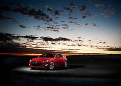 Release 2015 Hyundai Genesis Coupe Review Front Side View Model