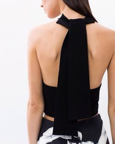 ~ back detail ~ Our Quick Shadows Top and Rapture Skirt via @insurgeclothing. Both available in store and online www.talulah.com.au #talulahlabel #repost #fashion #spring #style