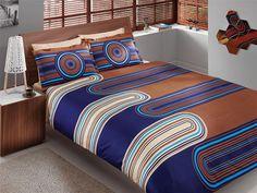 Delta Lacivert by Taç Tekstil Duvet Cover Sets, Kids Bedroom, Comforters, Blanket, Furniture, Twin, Bedrooms, Children, Home Decor