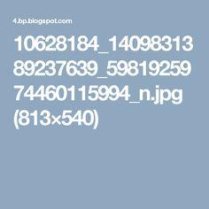 10628184_1409831389237639_5981925974460115994_n.jpg (813×540)