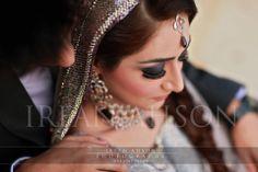 Beautiful wedding look   Image courtesy by Fine Arts Wedding By Irfan Ashon ! #southasianbride #southasianwedding #desibride   Discover more south asian wedding inspiration at www.shaadibelles.com