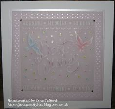 Samples for Hochanda's 1st Birthday shows 2016 by Jane Telford