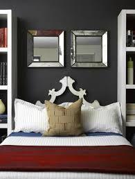 Resultado de imagen para Como decorar la ONU dormitorio con espejos Sobre las mesitas de luz