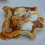 Caramel Apple Marshmellow Tarts