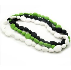 Well... Maybe this one's for me as much as Evlin ;)  Jellystone Designs pebble necklace